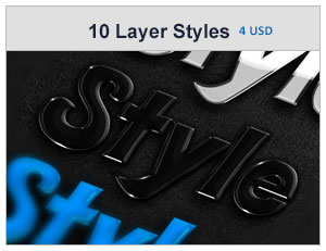 photoshop layer styles